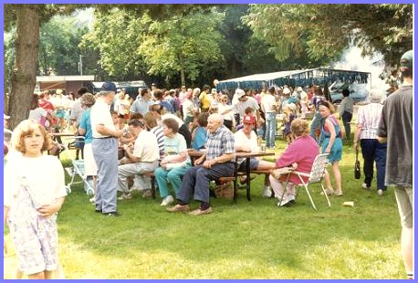 Yarrow Park, 1993 - Yarrow Days