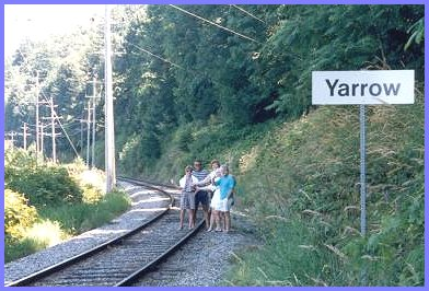Yarrow Station