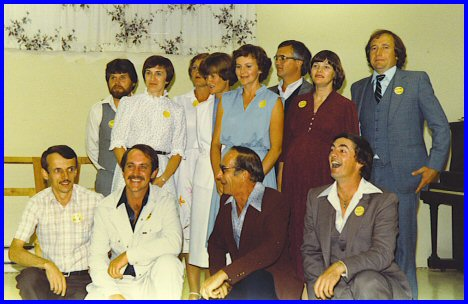 Yarrow Junior High School Reunion 1982 - Mr. Walter Ferguson's Class
