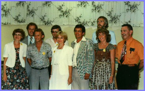 Yarrow Junior High School Reunion 1982 - Mr. Kurz's Class