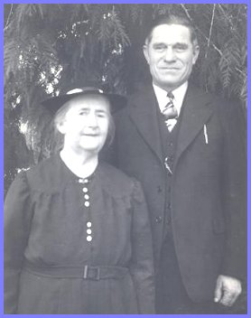 Katharina and Julius Derksen (Grandmother and Grandfather)