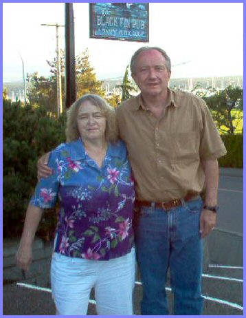 Wendy and Elmer, May 28, 2005