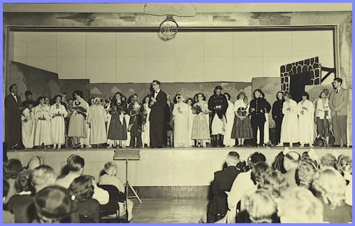Yarrow School - Pirates of Penzance (May 1955)
