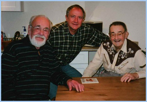 Ken White, Elmer Wiens, Art Kurz (October 2, 2008)