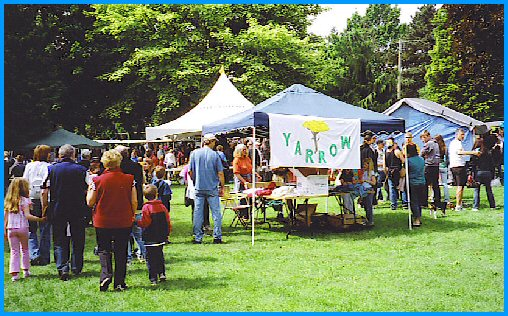 Yarrow Days, June 3, 2006 - Yarrow Park