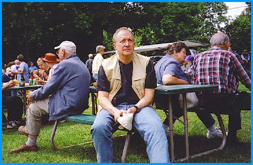 Yarrow Days, June 3, 2006 - Elmer Wiens