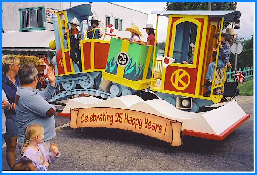 Yarrow Days' Parade, June 4, 2005