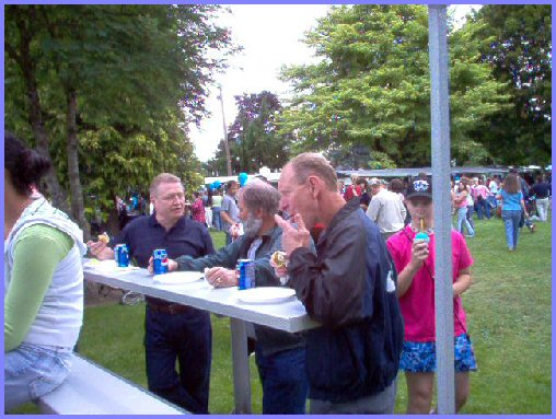 Yarrow Days 2005 - Hank Kroeker, John Guenther