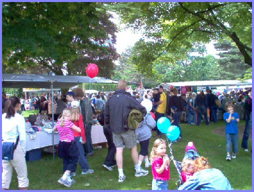 Yarrow Days 2005 - Yarrow Park