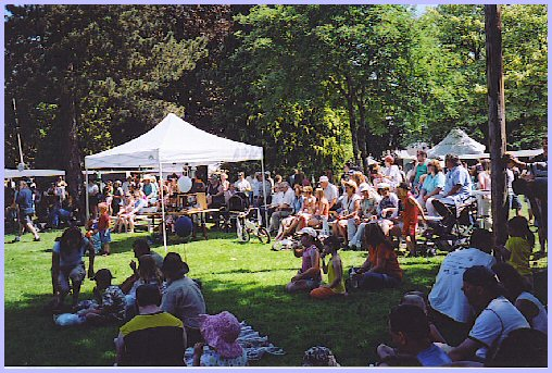 Yarrow Days, June 2, 2007 - Yarrow Park